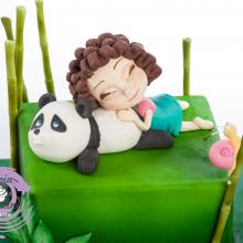 Benedetta e il Panda