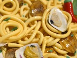 dettagli spaghetti