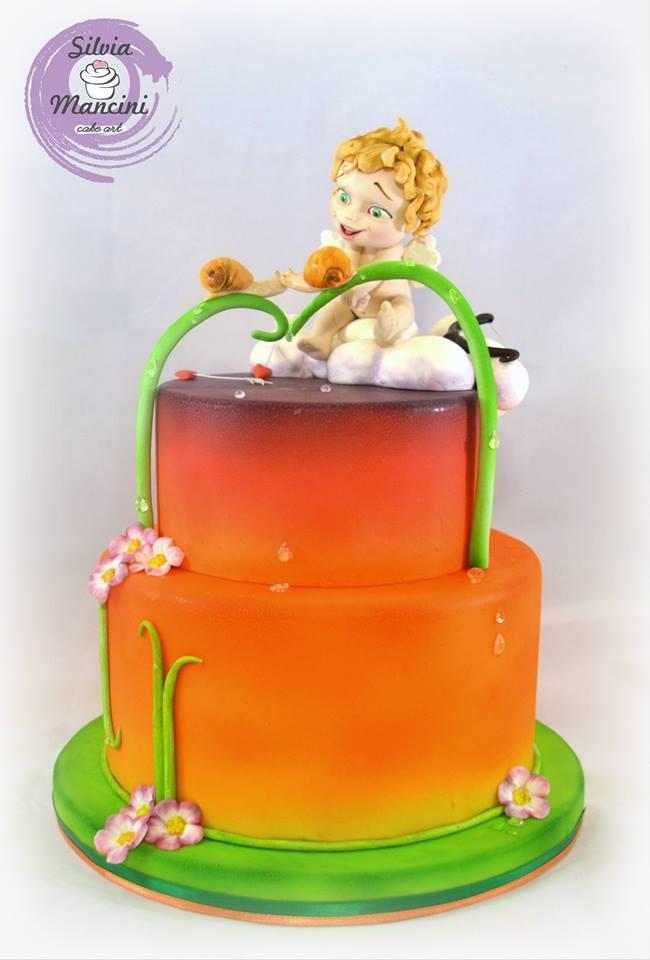 torta aerografo