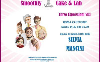 ROMA, 23 Ottobre, CORSO MODELLING VISO: espressioni e dettagli.