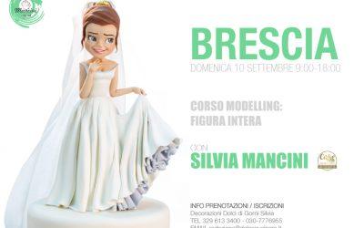 BRESCIA, 10 SETTEMBRE 2017, Corso Modelling Figura