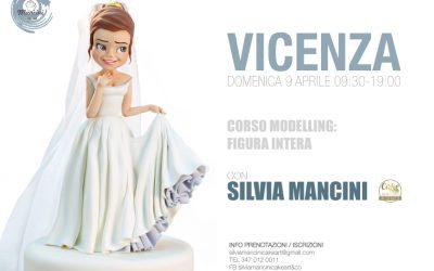 VICENZA, 9 Aprile 2017, CORSO MODELLING FIGURA INTERA