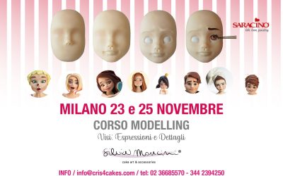 MILANO, FACIAL EXPRESSION MODELLING CLASS