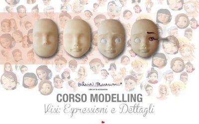CORSO MODELLING VISO, ESPRESSIONI e DETTAGLI