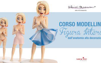CORSO MODELLING FIGURA, dall'ANATOMIA alla DECORAZIONE