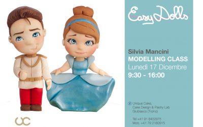 TICINO, 17 Dicembre, Corso Modelling EASY DOLLS