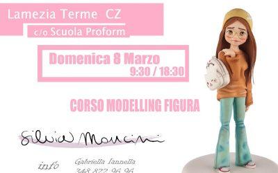 LAMEZIA TERMA (CZ)   CORSO MODELLING FIGURA