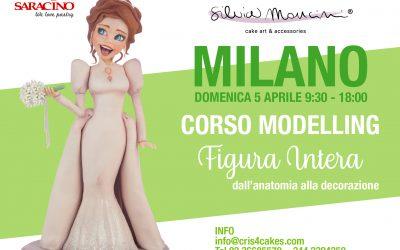 MILANO, CORSO MODELLING FIGURA