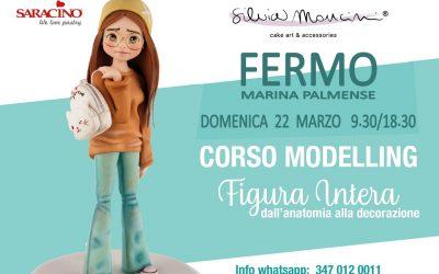 FERMO, Corso Modelling Figura, Domenica 22 Marzo