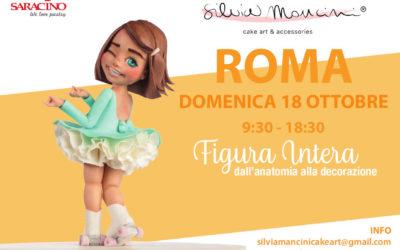 "ROMA, Corso Modelling Figura ""Skater Girl""  – 18 Ottobre2020"
