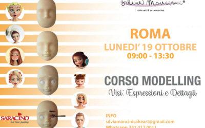 ROMA, Corso Modelling VISO: Espressione e Dettagli 19 Ottobre 2020