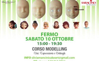 FERMO, Corso Modelling VISO, ESPRESSIONI e DETTAGLI – 10 Ottobre 2020